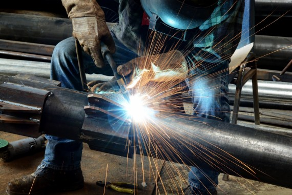 Welding Wages