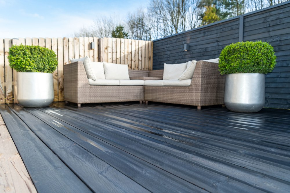 Decking Ideas and Composite Decking Timber Board